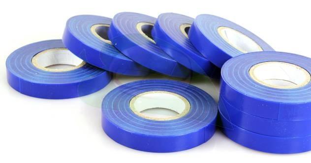 Расходная лента для подвязочного инструмента TAPETOOL (синяя)