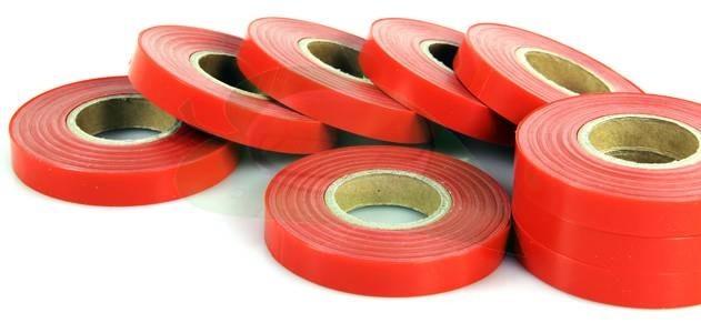 Расходная лента для подвязочного инструмента TAPETOOL (красная)